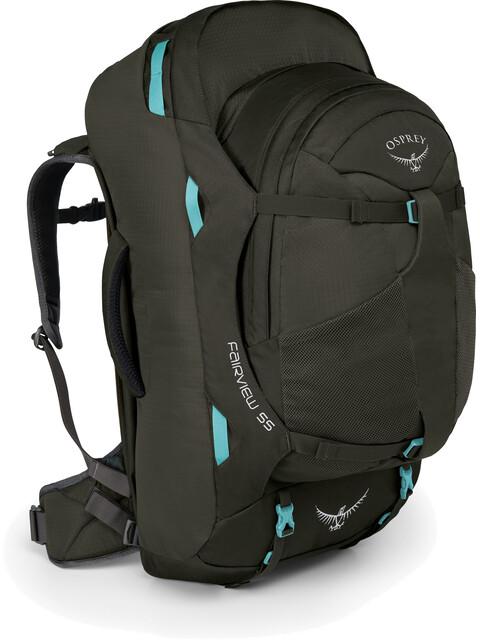 Osprey W's Fairview 55 Backpack Misty Grey